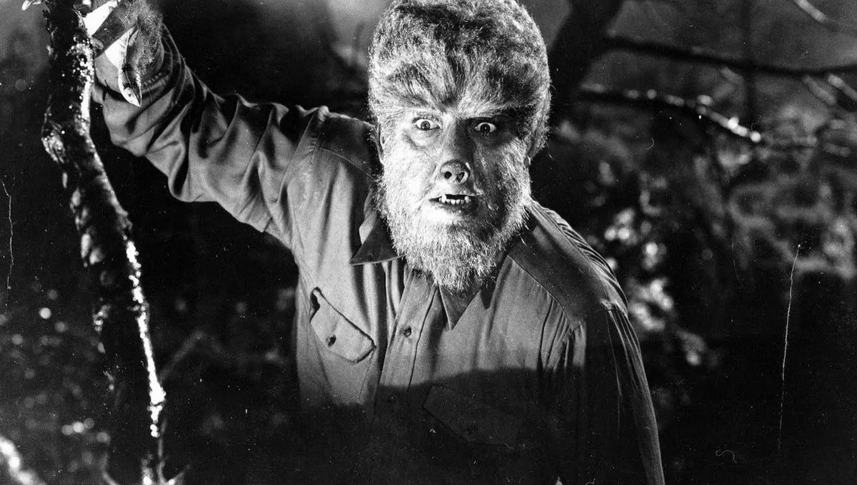 The Wolf Man Universal Monsters movie theaters Paramount Decrees law changes legality video on demand streaming AMC dispute Escape from the Law