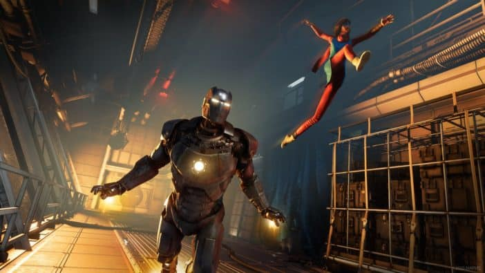 Eidos Montreal Square Enix free upgrade next-gen consoles playstation 5 xbox series x playstation 4 xbox one Marvel's Avengers