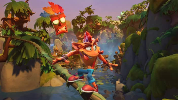 Toys For Bob, Activision, Microtransactions, Crash Bandicoot 4: It's About Time