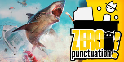 maneater review Zero Punctuation shark game Tripwire Interactive