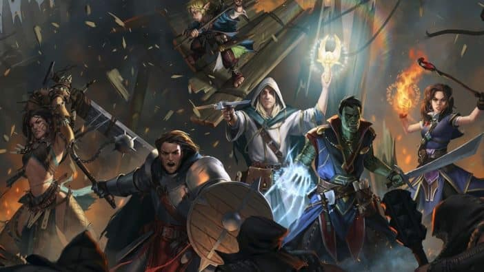 Pathfinder: Kingmaker Definitive Edition release date consoles Owlcat Games Deep Silver