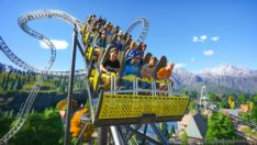 Planet Coaster: Console Edition, Frontier Developments, PlayStation 5, Xbox Series X, next-gen