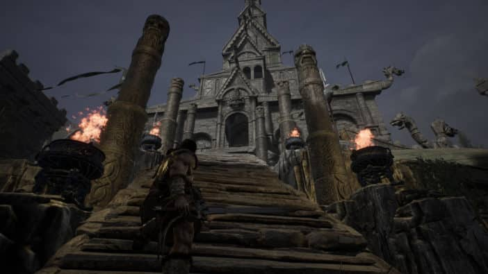 The SoulKeeper: Chronicles, The Escapist Indie Showcase, HELM Systems, RPG, VR, PC