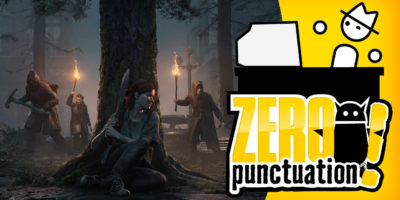 the last of us part ii review zero punctuation yahtzee croshaw naughty dog