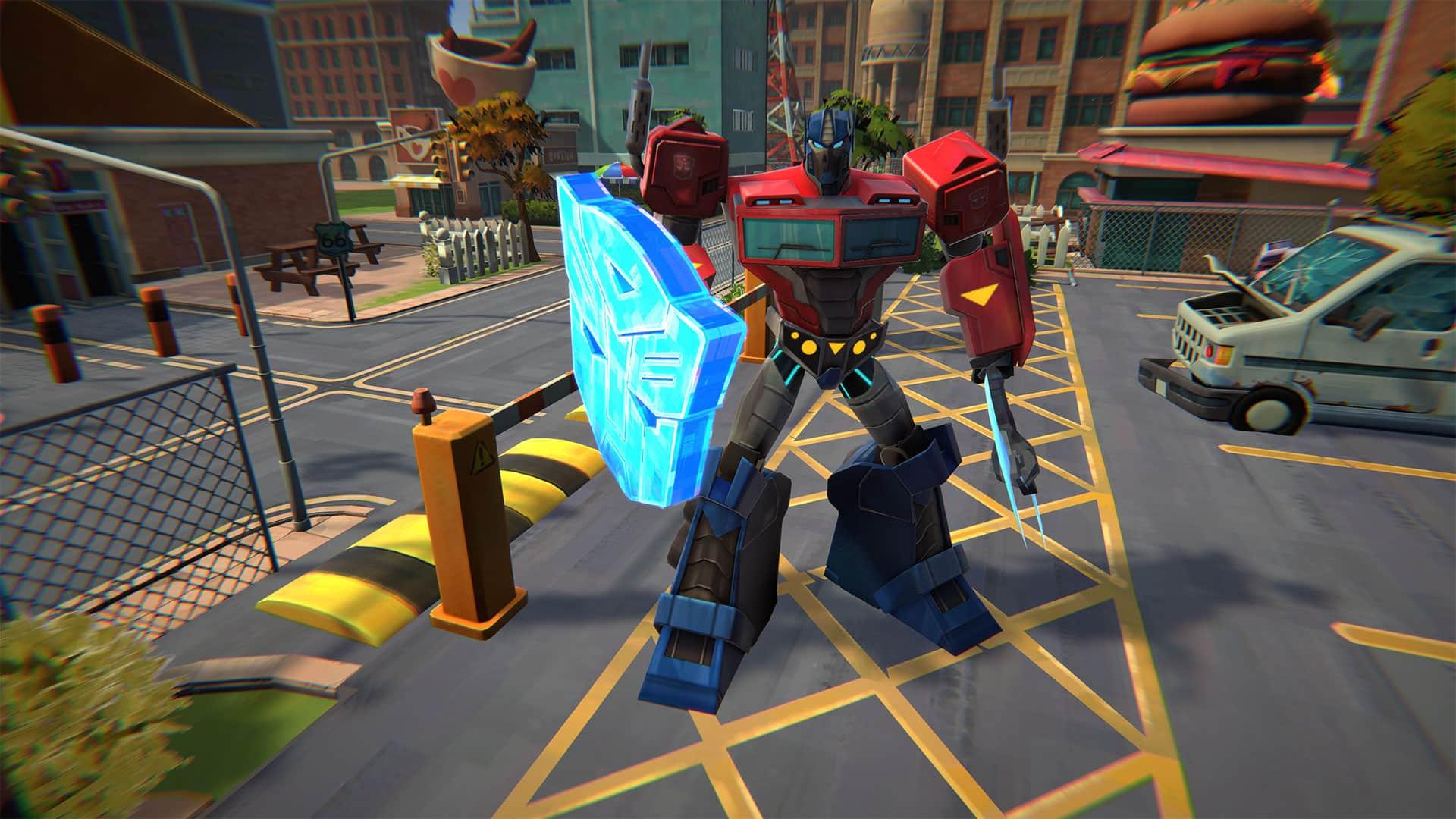 Transformers Battlegrounds Brings Tactical Warfare To Consoles  U0026 Pc