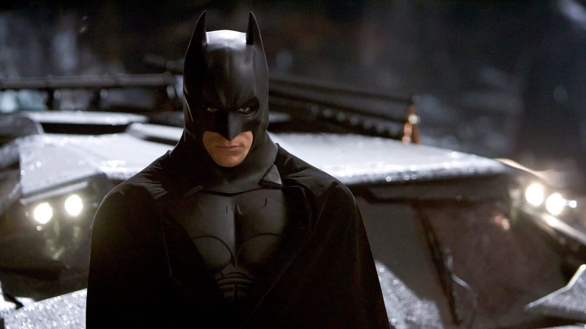 Christopher Nolan 15 years later Batman Begins best super hero origin story