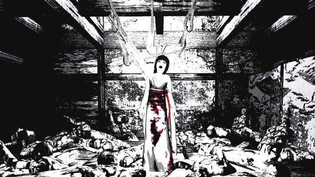 Fatal Frame II: Crimson Butterfly separation anxiety twins curse Sae Yae Mayu Mio Tecmo