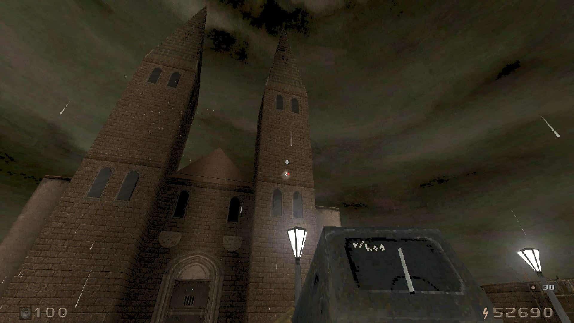 HROT retro FPS Spytihněv Czechoslovakia first-person shooter like Quake, Half-Life, Metro 2033
