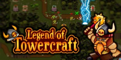 Legend of Towercraft Martin Bartsch, Stephanie Senjuty Bartsch tower defense free Steam Android