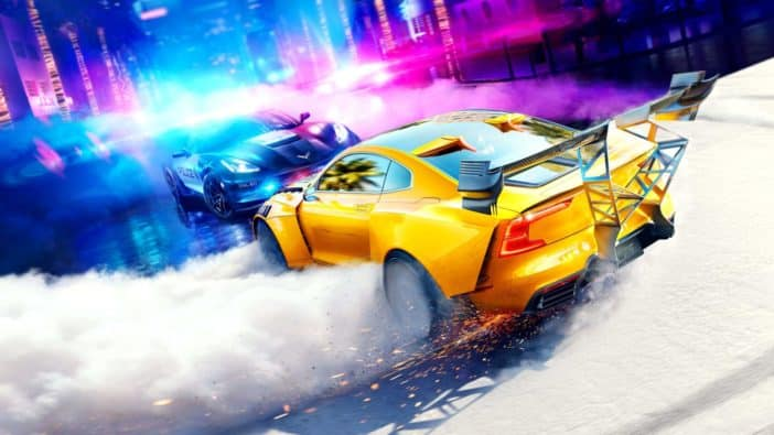 need for speed heat, criterion games, ea, cross-play