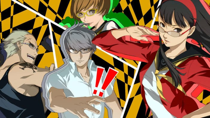 Atlus Persona 4 Golden PC Steam is a big deal. Persona 5 or Persona 3 on PC or consoles next?