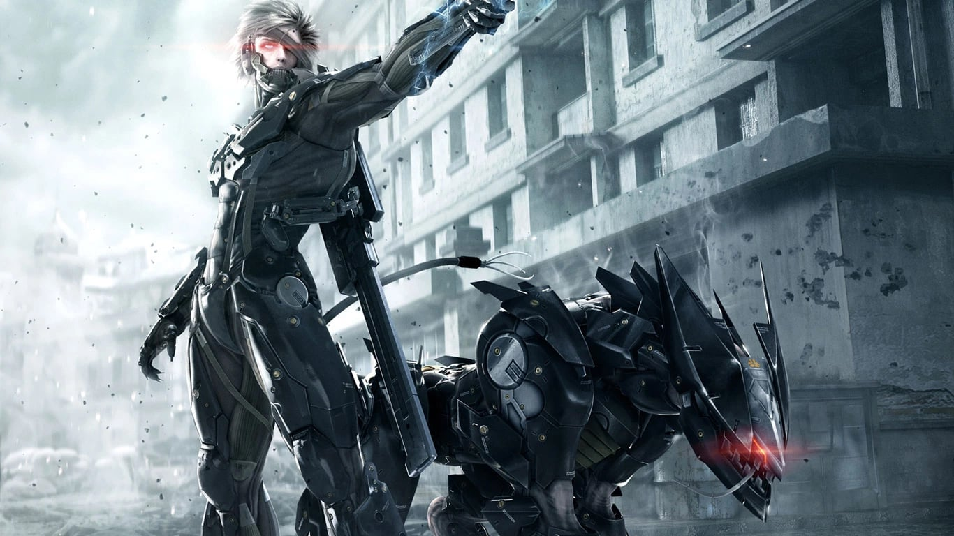 AAA video game spin-offs and expansions should become the norm, a pillar of AAA sector like Metal Gear Rising: Revengeance