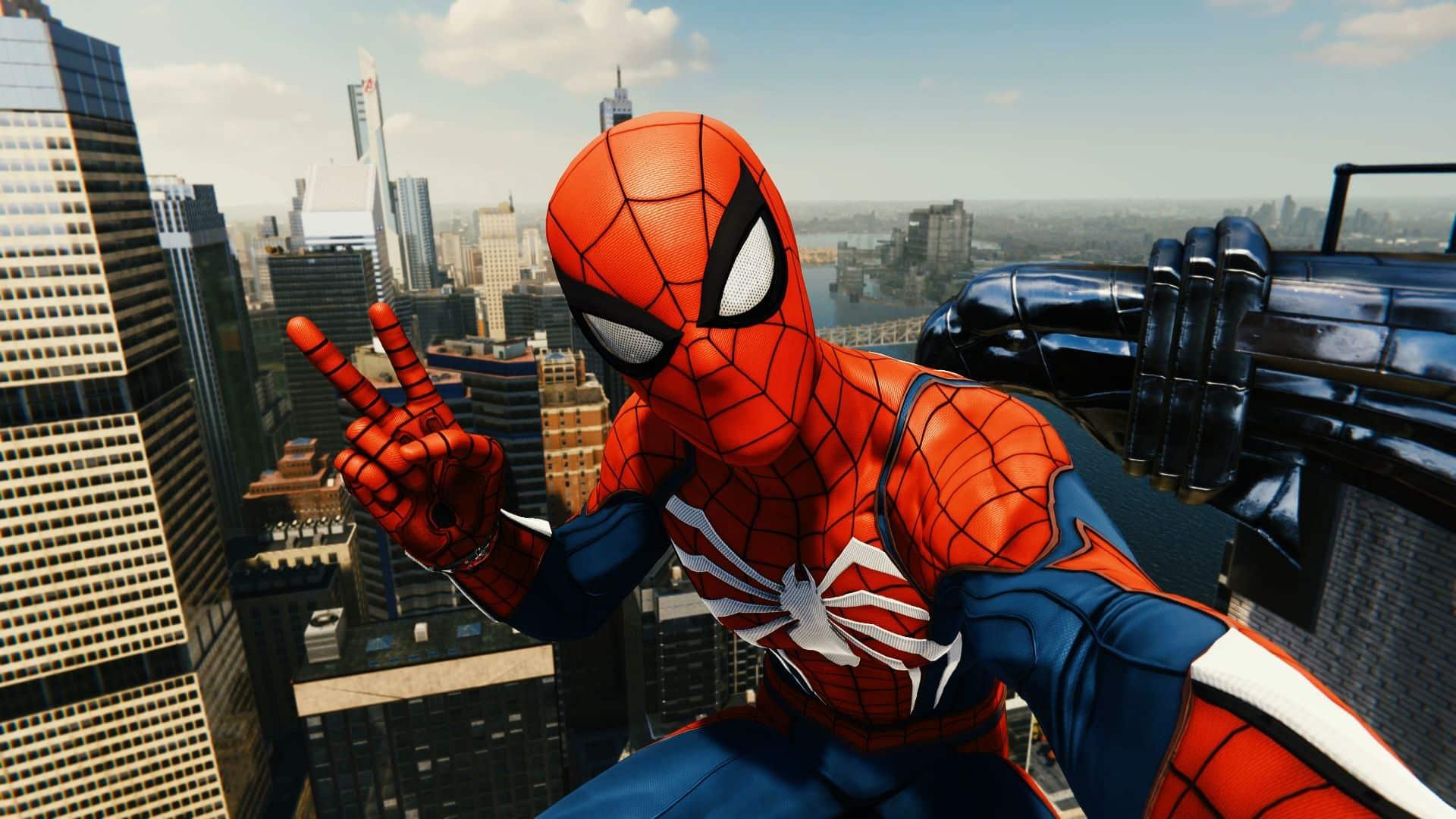 Insomniac Games Sunset Overdrive Spider-Man