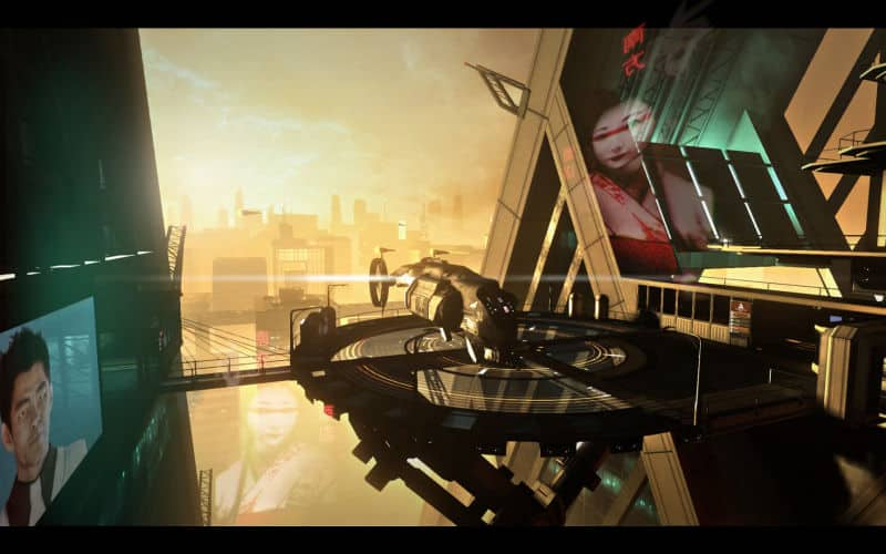 2012 Syndicate Starbreeze Studios EA criminally underrated cyberpunk co-op action and sound design