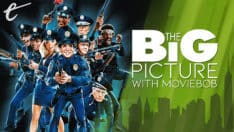 Police Academy The Big Picture Bob Chipman