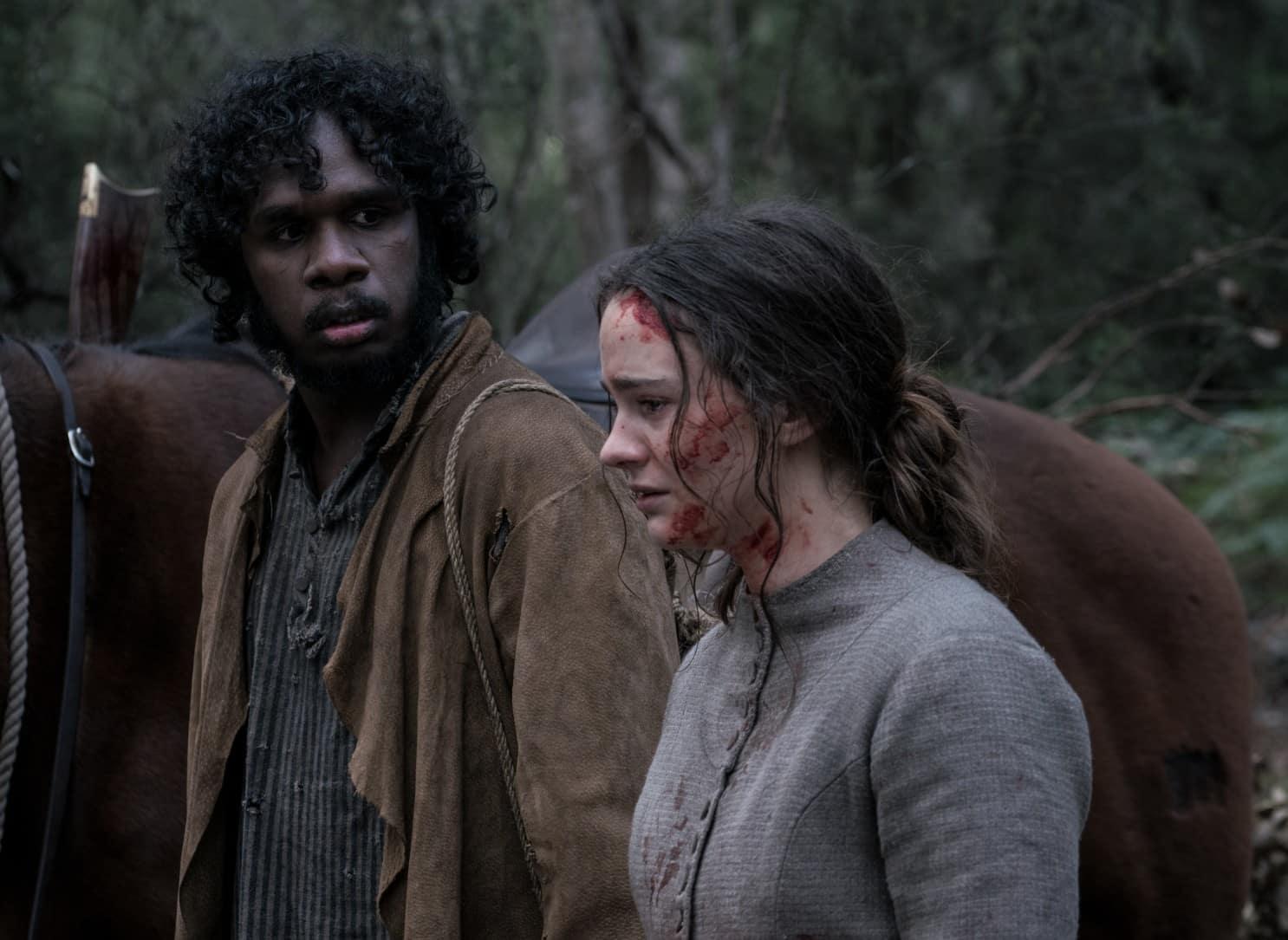 The Nightingale Imagines the Frontier as a Prison Jennifer Kent Australian Western Australia