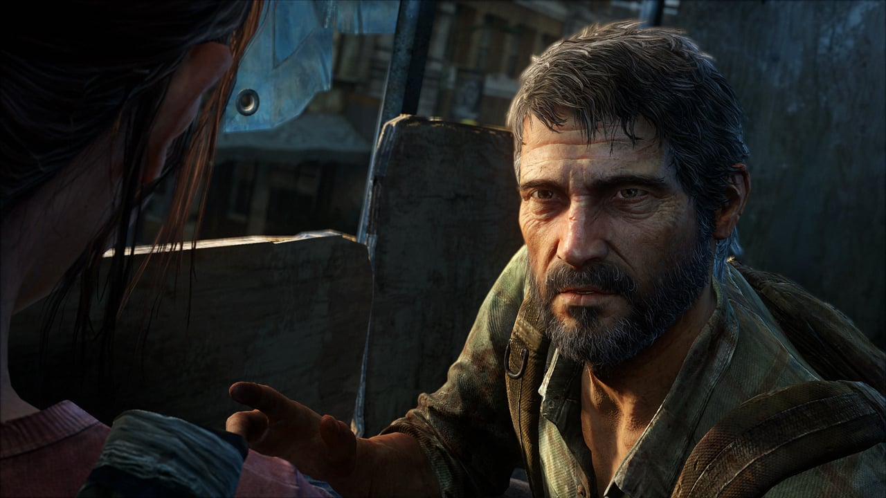 Joel The Last of Us Dramatizes the Consequences of Failing to Cope with Loss Ellie Sarah Naughty Dog