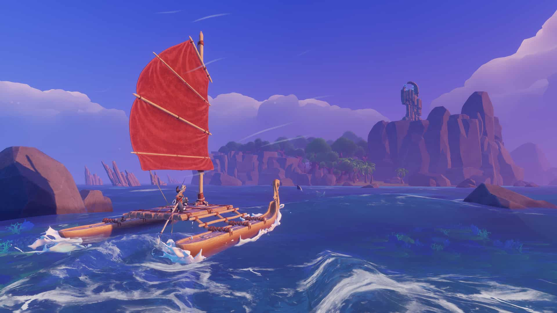 Windbound 5 Lives Studios interview Mitch Clifford co-founder animator, game like The Legend of Zelda: Breath of the Wild, Wind Waker