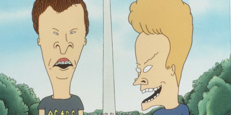 Mike Judge Beavis and Butt-Head revival Comedy Central