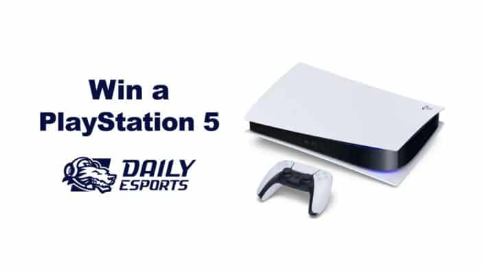 PlayStation 5 Daily Esports PS5 Giveaway Contest Forums