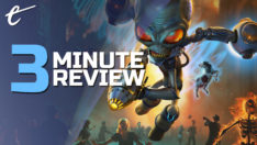 Destroy All Humans Review in 3 Minutes Black Forest Games THQ Nordic remake Pandemic Studios
