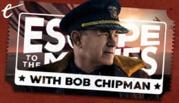 Greyhound review Escape to the Movies Bob Chipman Tom Hanks