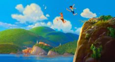 Luca Is a New Coming-of-Age Story with a Twist from Pixar Disney Italian Riviera sea monster from another world Enrico Casarosa