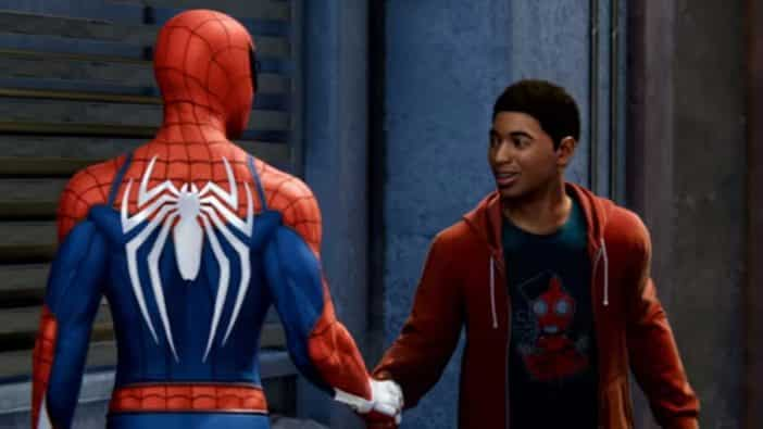 Report: Spider-Man: Miles Morales Comes with Remastered Spider-Man 2018 Insomniac Games PlayStation 5 Marvel's Spider-Man: Miles Morales