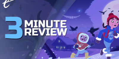 Röki Roki Review in 3 Minutes Polygon Treehouse United Label point and click adventure