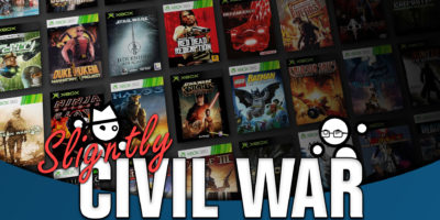 backwards compatibility necessary for consoles - Slightly Civil War Jack Packard Yahtzee Croshaw