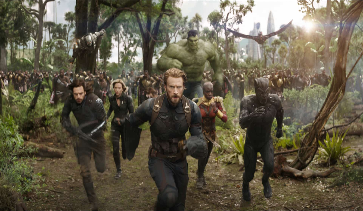 Avengers: Infinity War Hulk subverts expectations subverting expectations with deception, false marketing, developer lies