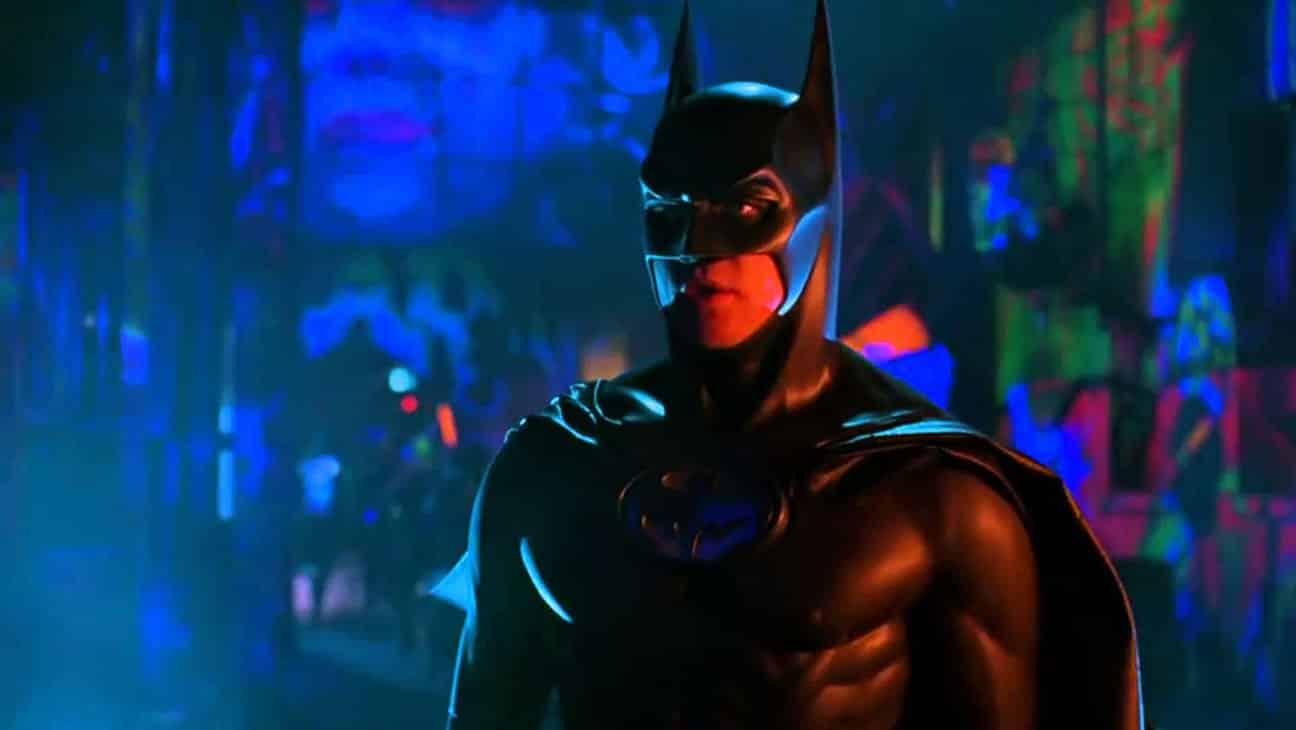 Batman Forever Seduction of the Innocent Joel Schumacher Vil Kilmer bland, factory order Batman