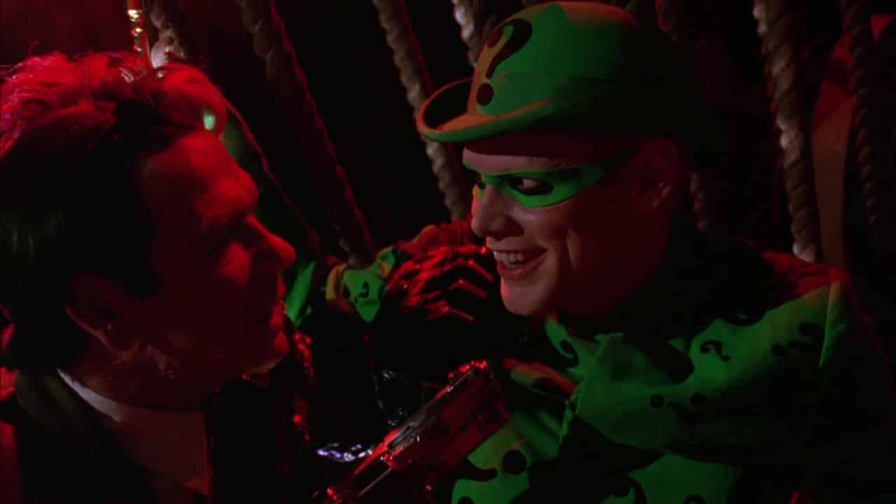 Batman Forever Seduction of the Innocent Joel Schumacher Vil Kilmer bland, factory order Batman, no Tim Burton Batman 3 here