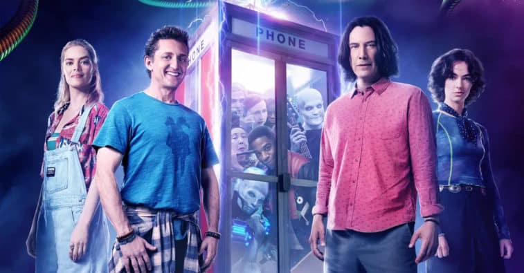 Bill & Ted Face the Music release date in theaters digitally September 1 Orion Pictures Keanu Reeves Alex Winter new trailer