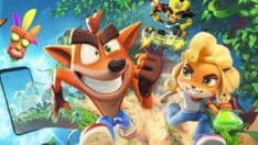 news you mightve missed 7/9/2020 Crash: On the Run! mobile game, Sony invests in Epic Games, Capcom 80% digital sales, Microsoft acquisitions not slowing down