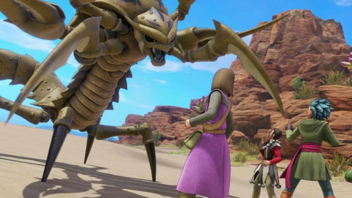 Dragon Quest XI S: Echoes of an Elusive Age, Square Enix, PlayStation 4, Xbox One, Xbox Games Showcase