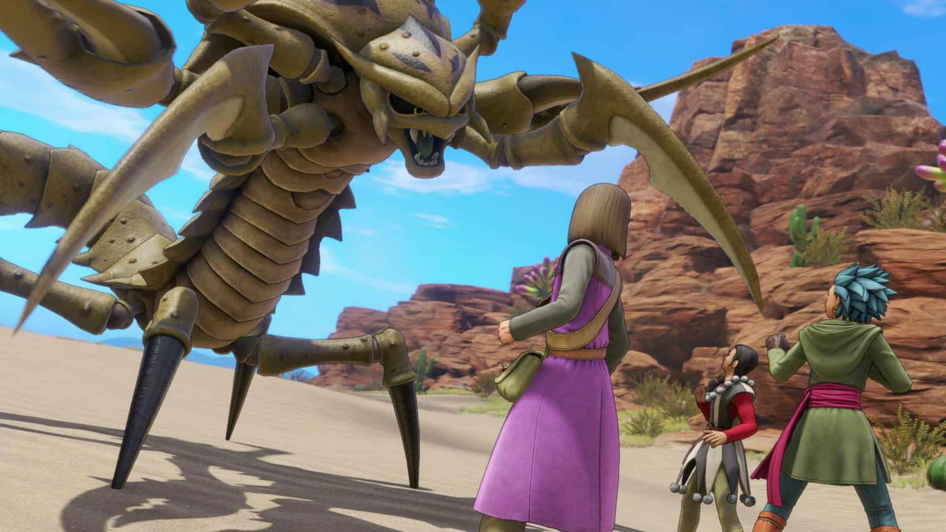 Dragon Quest XI S: Echoes of an Elusive Age Xbox Series X Xbox Games Pass ecosystem value with xCloud Microsoft Xbox Games Showcase