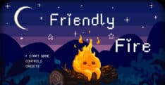 Friendly Fire The Cat Hive Developers free 2D platformer