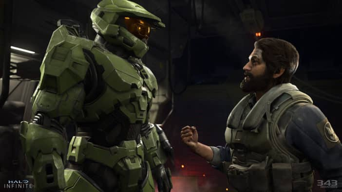 343 industries Halo Infinite Visual Fidelity Being Improved, Rumored to Have F2P Multiplayer & Run Up to 120FPS Microsoft free to play