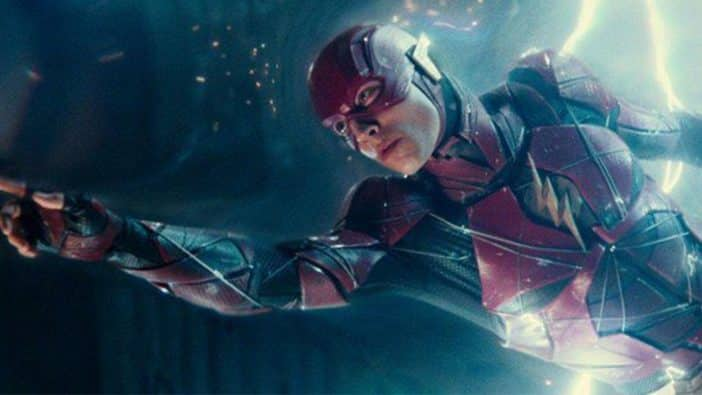 director Andy Muschietti The Flash time travel plot save mother Flashpoint