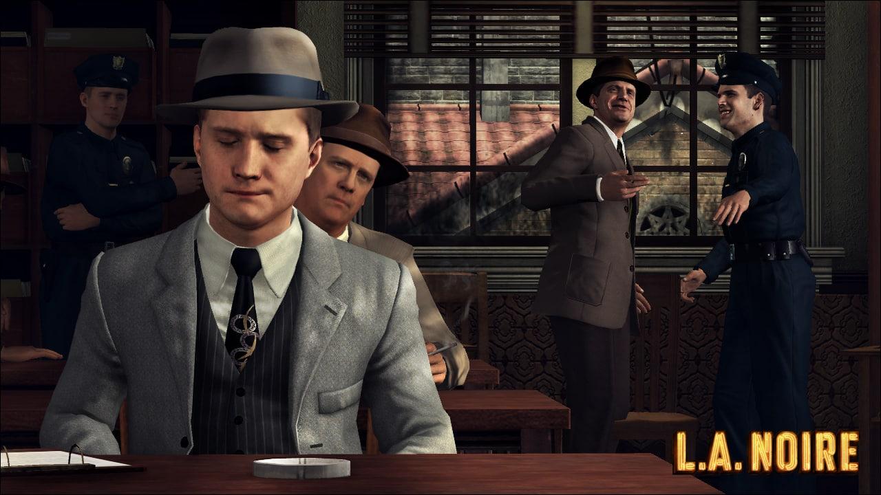 L.A. Noire mocap Lost Planet 3 Jim Peyton motion capture mocap actor Bill Watterson director