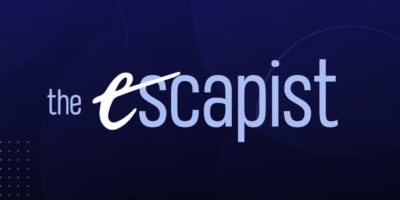 The Escapist Editor-in-Chief Nick Calandra reflects on an exciting first year at the helm and thanks the audience for taking this journey with us.