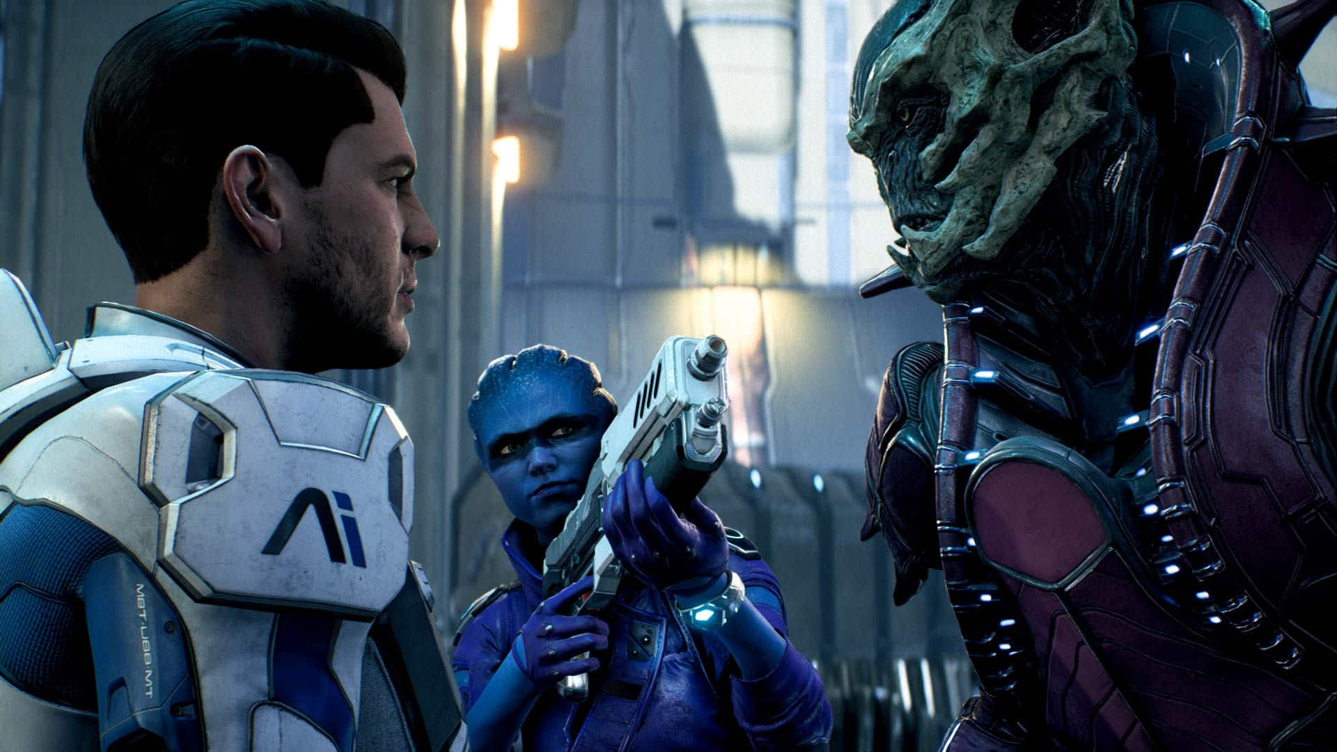 Mass Effect: Andromeda BioWare Montreal storytelling tropes subverted colonization and important culture choices