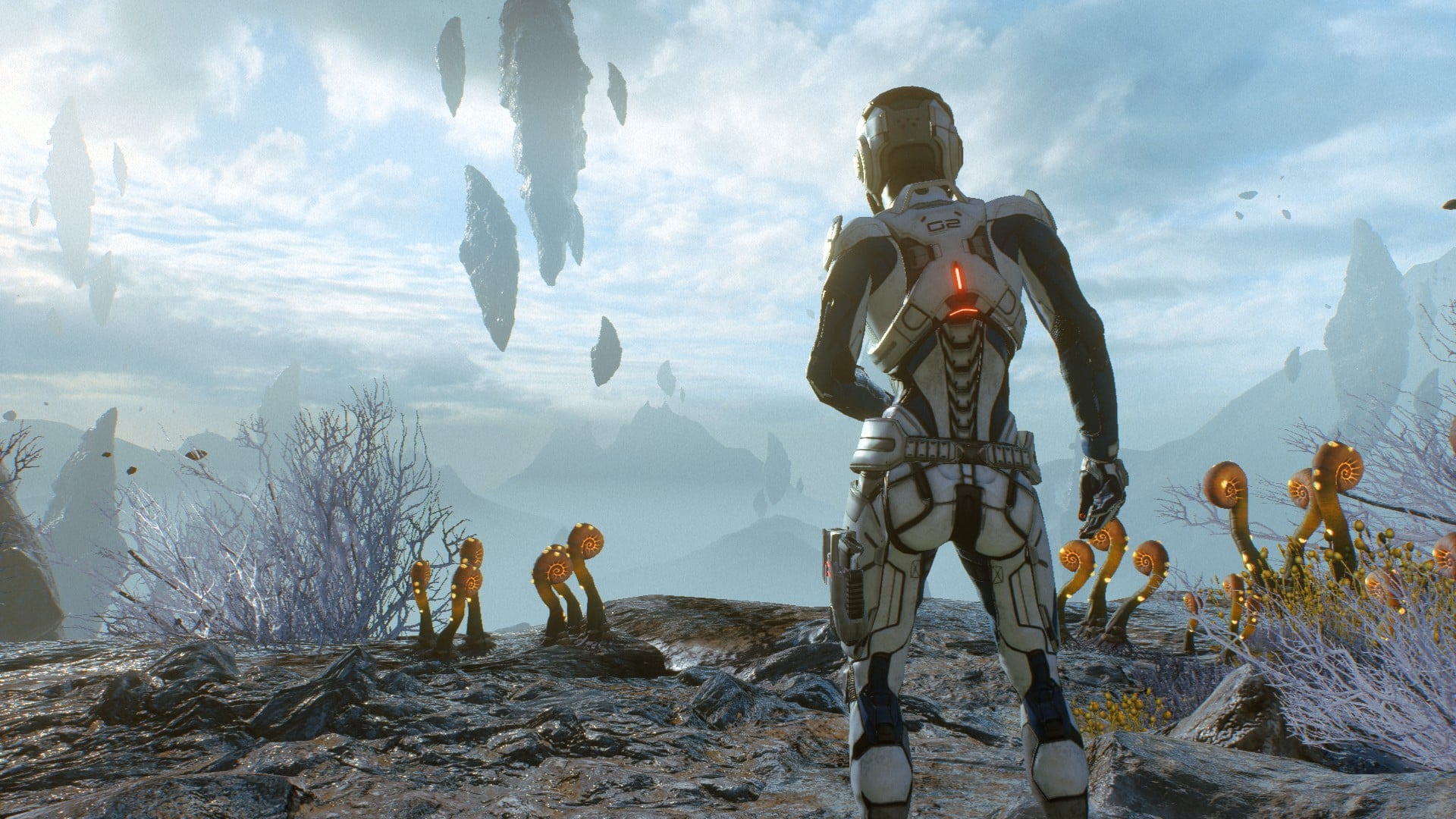 how to fix Mass Effect: Andromeda BioWare with streamlined features, faster opening