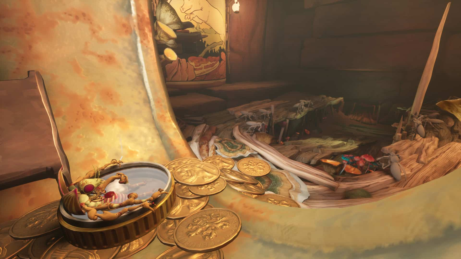 Metamorphosis Ovid Works All in! Games surreal adventure based on Franz Kafka novella