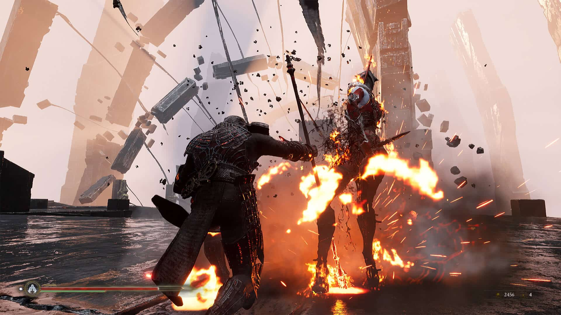 Mortal Shell preview Cold Symmetry Playstack Dark Souls successor