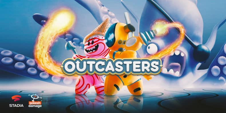 Outcasters interview Splash Damage Richard Jolly, Lily Zhu, and Nico Zettler Google Stadia
