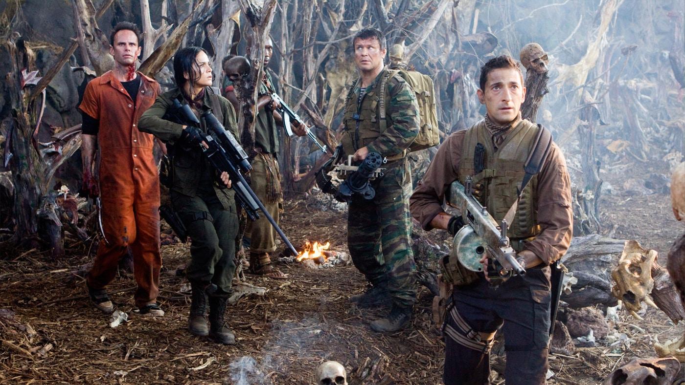 Predators best Predator sequel Alex Litvak Michael Finch Nimród Antal because it understand the mindless, B-movie monster nature