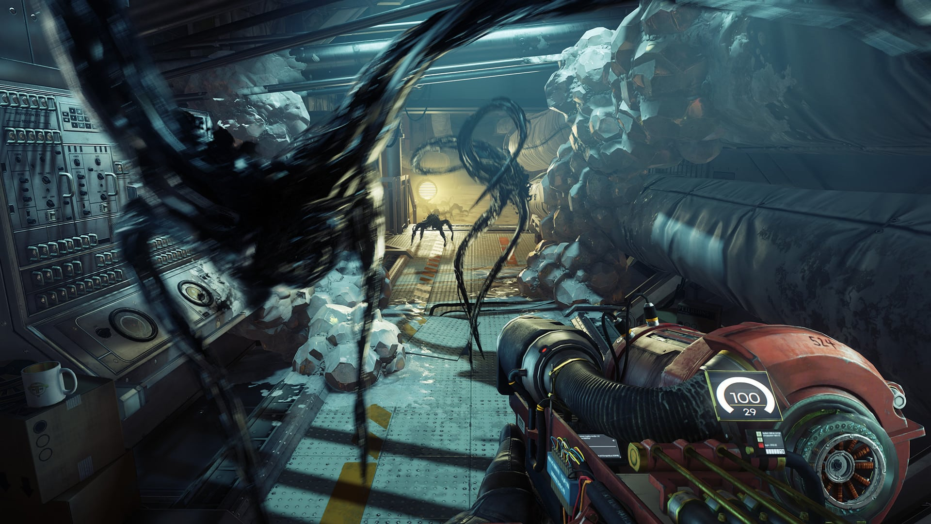 Silicon Knights Too Human is more exciting and interesting than boring Arkane Studios Prey 2017