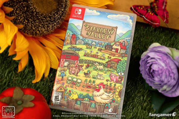 Stardew Valley Switch and PC Physical Copies Will Arrive in November